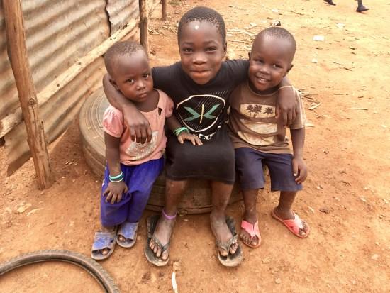 Uganda refugee crisis