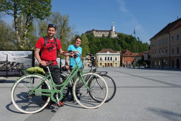 A guide to Ljubljana: The green and bohemian city that stole our hearts, things to do, metelcova, bohemian, green, river, SUP, canoe, alternative things to do, off the beaten track, artists, sights, tour