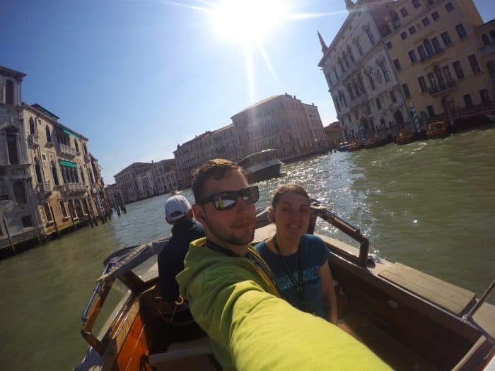 Touring Venice by the water: The best way to see both the unknown and unknown areas of this unique city!, walks of italy, tour of venice, boat tour, off the beaten path, off the beaten track, canals, boat, st george's island, tower, views, cathedral, local guide,