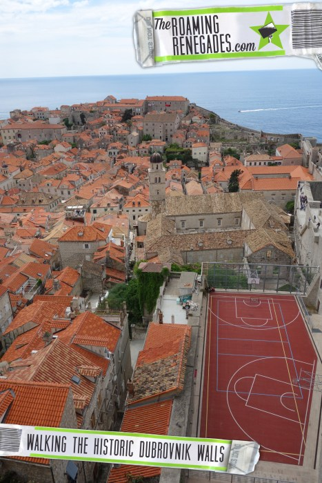 Stepping back in time and walking the Dubrovnik city walls, Croatia. > https://theroamingrenegades.com/2016/06/stepping-back-in-time-and-walking-the-dubrovnik-city-walls-croatia.html