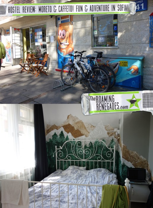 Hostel Review: Moreto & Caffeto, Sofia, Bulgaria! An amazing adventure with amazing people > https://theroamingrenegades.com/2016/07/hostel-review-moreto-caffeto-sofia-bulgaria-an-amazing-adventure-with-amazing-people.html