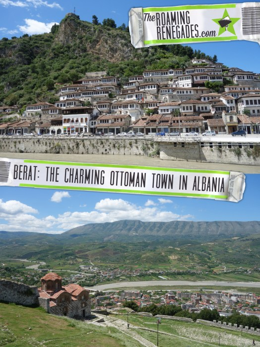 """Berat: The charming UNESCO Ottoman town that sealed our love affair with Albania!, bogove, off the beaten track, off the beaten path, balkans, is albania safe, places to see in albania, gude to berat, things to do, Kisha Shen Triadha (Holy Trinity Church) and the """"Evner/ Never"""" sign, history, Bulevardi Republika, Mangalem Quarter and the grand Mosques, Berat fortress/ Kalaja, Gorcia Quarter"""