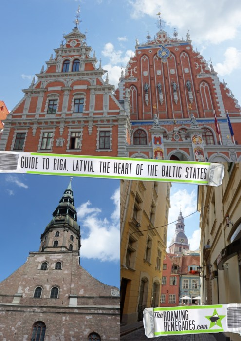 Guide to Riga, Latvia. The heart of the baltic states with beautiful folk culture! >