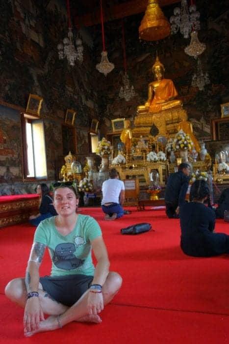 Places to visit in Bangkok, Wat Arun, Chaophraya, Temple of the Reclining Buddha, Wat Pho, Wat Saket, golden Chedi of 'Phu Khao Thong'or, Wat Traimit, Loha Prasat, Wat Mahatat, Wat Suthat, Wat Benjamabhopit, Wat Benja, Wat Prayoon, Chatuchak weekend market, Mo chit, markets, JJ market, bangkok malls, china town, food stalls, street food, best street food, canal boat, long boat, Khao San Road, Pad Thai, Thai Curry, Mango and sticky rice, Spring rolls, Bangkok airplane graveyard, royal palace, temple of the emerald buddha, floating markets