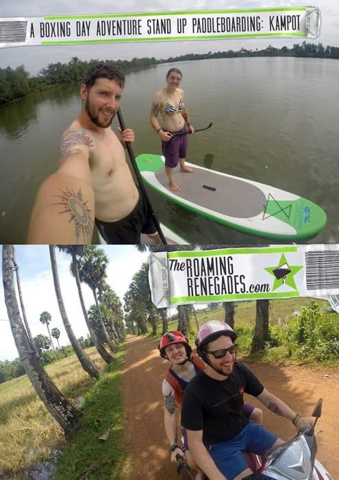 Kampot things to do, things to do in Kampot, what to do in Kampot, Cambodia, Beach, Coast, Coastal, Stand Up Paddleboarding through the mangroves of Kampot on an extra ordinary Cambodian Boxing Day, Stand up Paddle board, SUP, adventure, activities, outdoors, river, sea, swim, checkpoint, stand up paddleboarding kampot, kampot adventure activities, things to do in kampot, Kampot SUP, kampot river, salt flats kampot, Cambodia Boxing Day