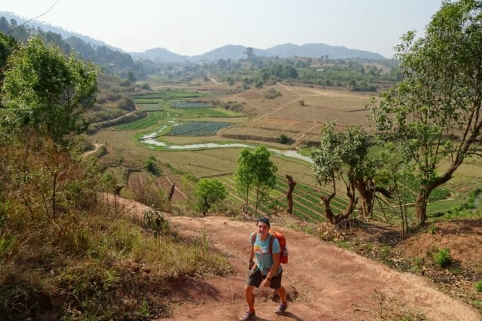 kalaw to inle lake trek, Trekking 3 days through villages, rice paddies and mountains from Kalaw to Lake Inle, Myanmar: An unforgettable local experience, how to trek from Kalaw to Lake Inle, how much is the trek from Kalaw to lake Inle, Sam's family, advice, tips, guide, homestay, home stay, couch surf, local life, villages, farm, tribes, buffalo and cart, bamboo village, real travel, Myanmar, Burma, must do things in Myanmar, Nyaung Shwe, fishemen, boat, meeting local people, portrait photography, landscape photography, street, Bagan, Mandalay, Yangon, Rangoon, Kalaw trekking, trekking Kalaw, 3 day 2 night trek, lake inle trekking, trekking in Kalaw, advice, Sam's trekking Kalaw, price,