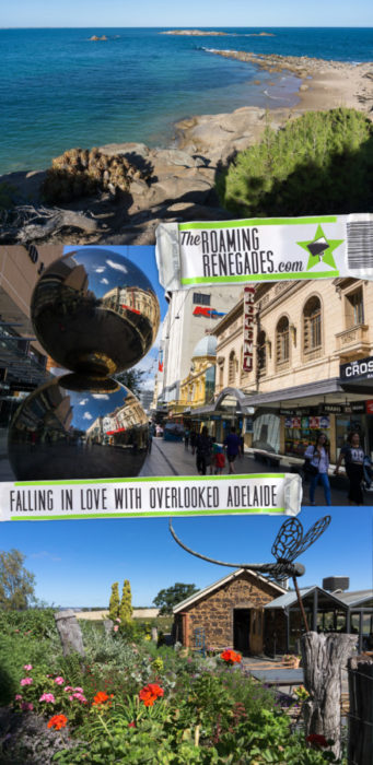 Adelaide, Australia: History, Wineries, Incredible coast line & an amazing vibe! > https://theroamingrenegades.com/2018/04/things-to-do-in-adelaide-australia.html