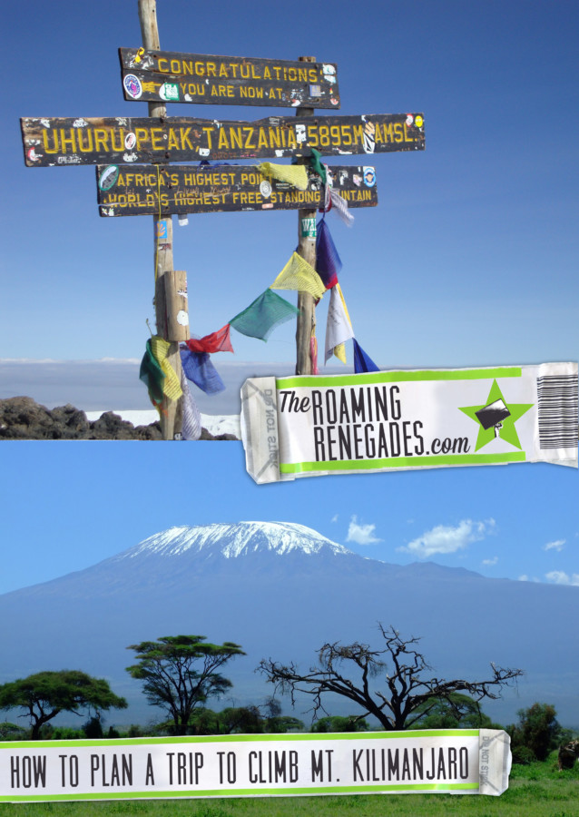 How to plan climbing Mount Kilimanjaro: Our bucket list dream adventure!