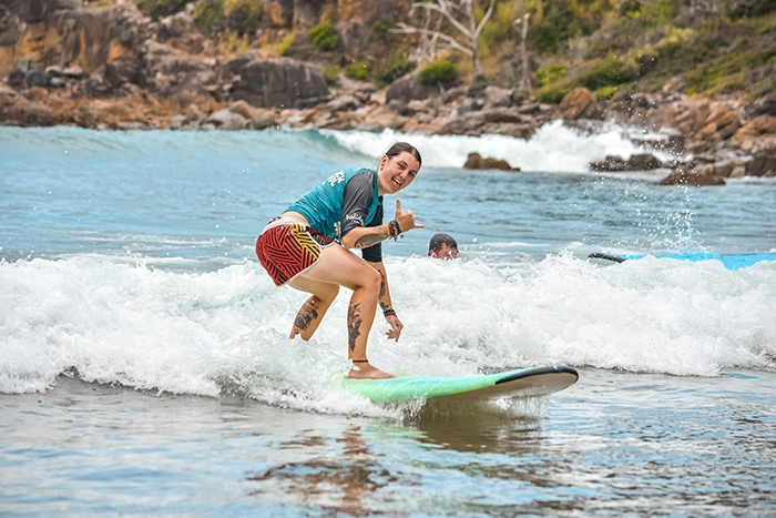 Agnes water surf lessons, How long does it take to learn to surf, Learning to surf at 30, Surf school Sunshine Coast, Surf lessons mooloolaba, Learning how to surf, Noosa surf lessons, Surf lessons Gold Coast, Surf lessons Sunshine Coast, Gold Coast surf school, Brisbane surfing lessons, Surfing holidays for beginners, Bondi beach surf lessons, Learning To Surf In Australia