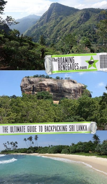 c5d4af81b The ultimate guide for backpacking Sri Lanka  Exploring this beautifully  diverse country on a budget