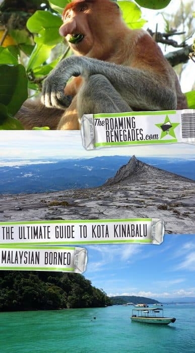 Things to do in Kota Kinabalu, Malaysia, Borneo: The Ultimate Kota Kinabalu Itinerary