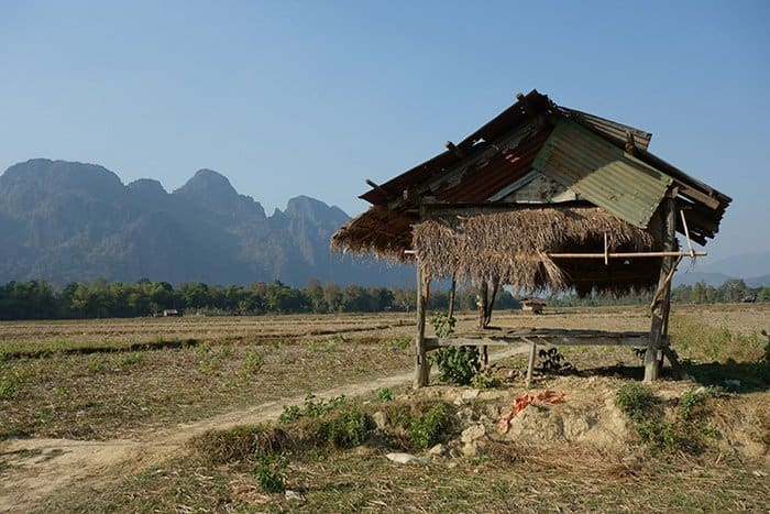 Pha Poak, Things to do Vang Vieng, Guide to Vang Vieng, Laos: A once paradise lost that has been rediscovered as an adventure lovers heaven, things to do in Vang Vieng, a guide to Vang Vieng, Laos, hot air balloon, trekking, hiking, mountain, caves, lusi cave, price, tour, guide, tubing, climbing, view, jungle, spider, hike, Tham Nam, the water cave,Pha Thao Cave, mountain, local, culture, sunset, sun set, sunflower, bungalow, blue lagoon, jump, tree, swing, blue lagoon Vang Vieng, Vang Vieng accommodation, hostel