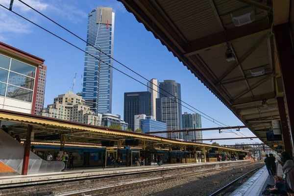 Flinders Street Station in Melbourne, Australia, travel photography tips for beginners, Tips on travel photography, tips for travel photography, tips for better travel photos, How to take better photos, composition, Street photography, portrait photography, landscape photography,