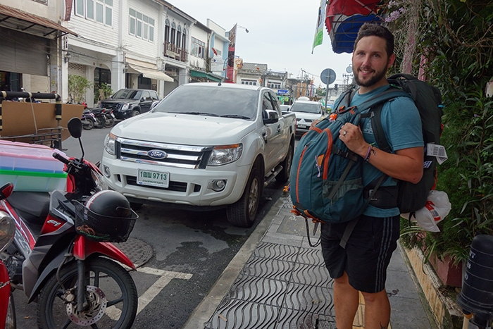 Backpacking on the streets of Phuket, (Phuket backpacking guide, budget Phuket, Phuket backpacker, Backpackers guide to Phuket, Phuket backpacker hostel, Best area to stay in Phuket, backpacking Thailand)