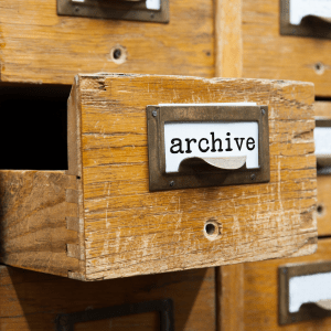The archives are at the end of every part in The Architect Program. They include additional resources to help you get the most out of the program.