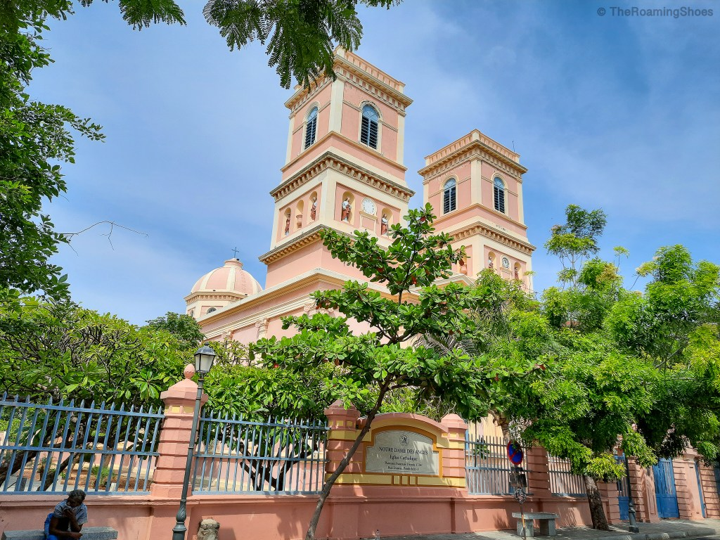 Our Lady of Angels Church, Pondicherry