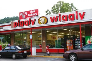 The new Piggly Wiggly is located at 1314 Riverland Road. (Route 116.)