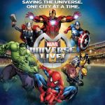Upcoming: Marvel Universe Live