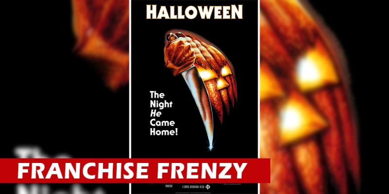 Halloween 1978 Movie Poster.Franchise Frenzy Halloween 1978 The Roarbots