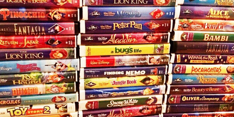 I Hate To Tell You But Your Disney Vhs Tapes Are Not Worth Thousands Of Dollars The Roarbots