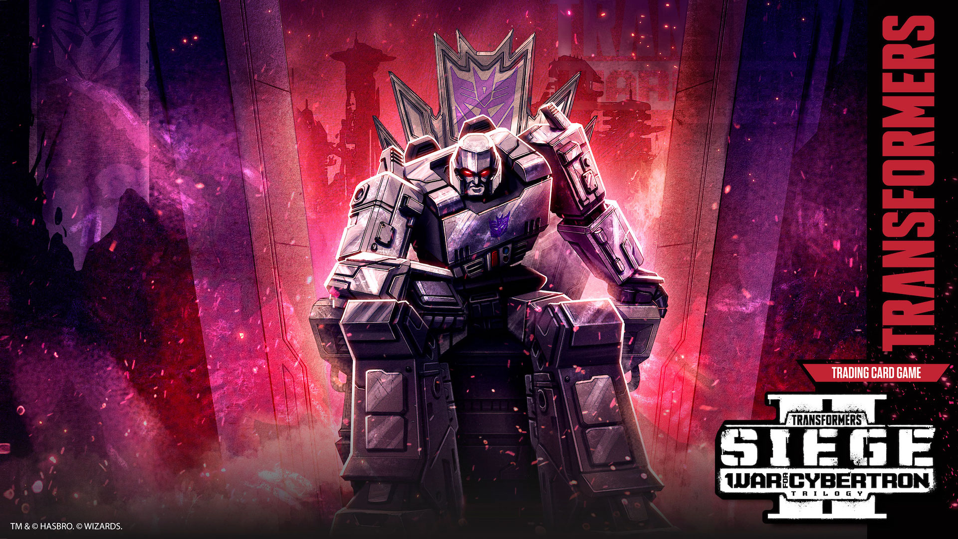 Trypticon and Pals are Coming to 'Transformers TCG' This