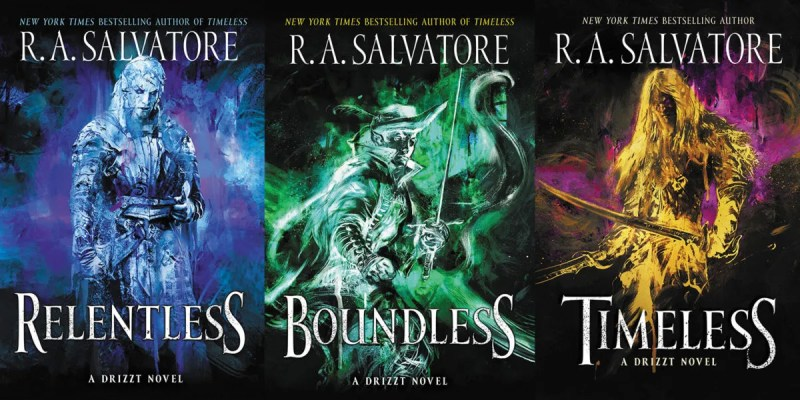 Relentless': The Final Act of R.A. Salvatore's Drizzt Do'Urden - the  Roarbots