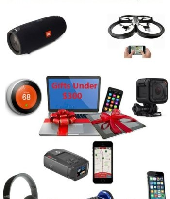 The Rob Reports Holiday Gift Guide for Under $300