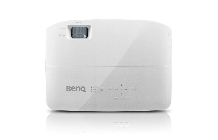 BenQ projector top