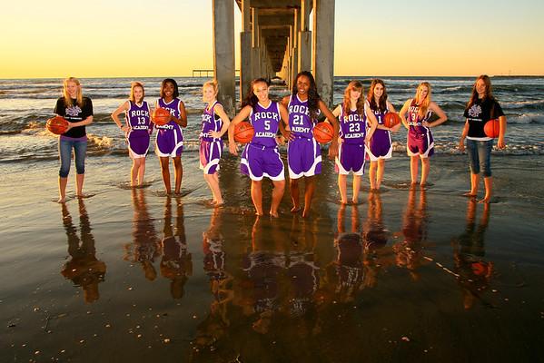 Rock Academy, Warrior Basketball, San Diego, Ocean Beach