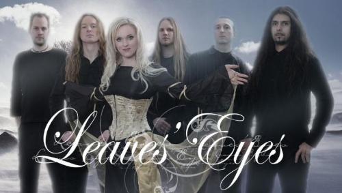Leaves' Eyes Tour Dates
