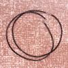 buy leather choker cord