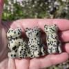 Dalmatian stone cats