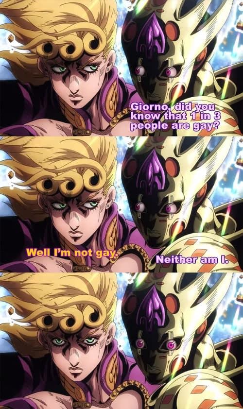 A Dragon Ball And Jojo Meme Yes Yes Yes Yes 170943653 Added