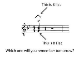B Flat