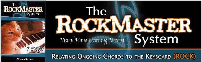 Advanced Piano Chord Building Technique The Rockmaster System
