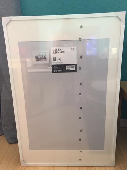 """IKEA frame 24"""" x 36"""""""