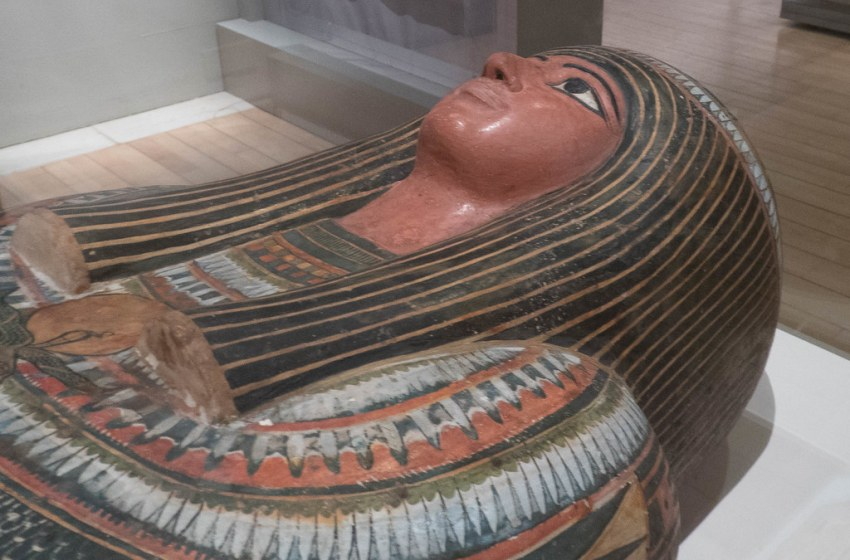 Mummies and Virility in the Afterlife