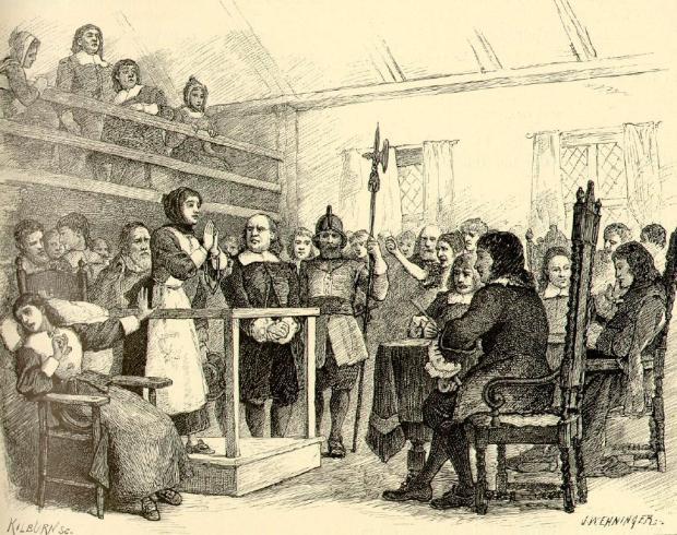 Salem Witch Trials Martha Corey-Longfellow