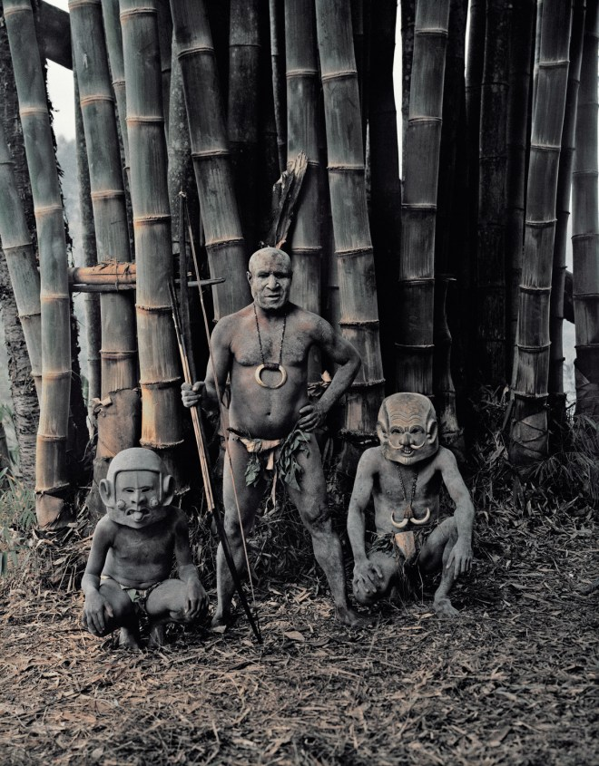 Papua New Guine Image by Jimmy Nelson