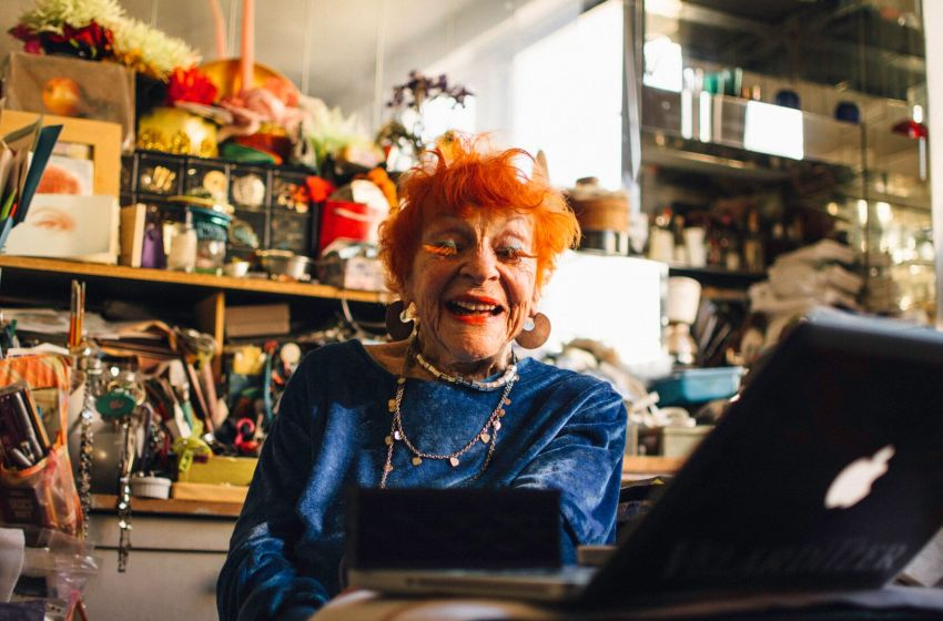Deviant Beauty: The Ageless Fashionista