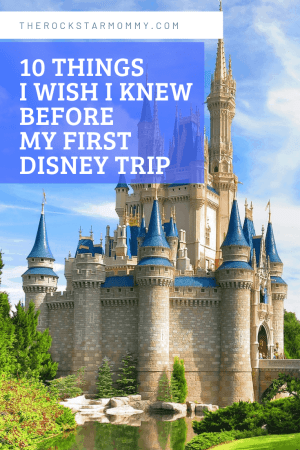 Things To Know Before Your First Disney Trip