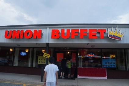 Another buffet.