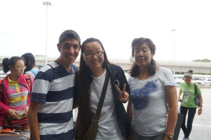 Chaperones from China