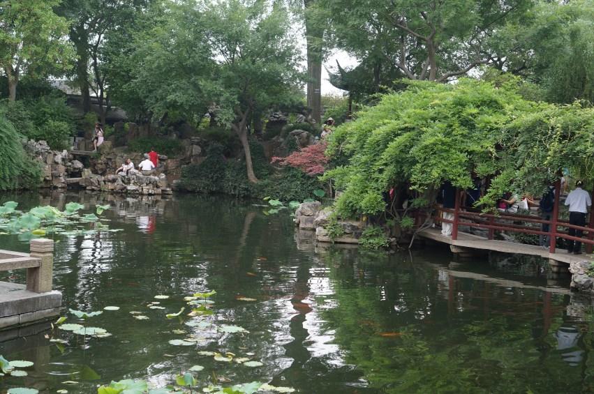 The Lingering Garden