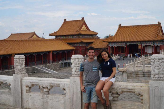 Travel Blog - China