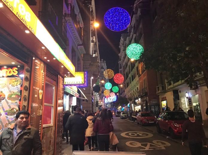 Madrid Streets