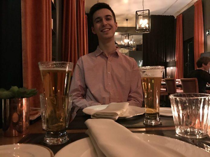 Ático Restaurante Date