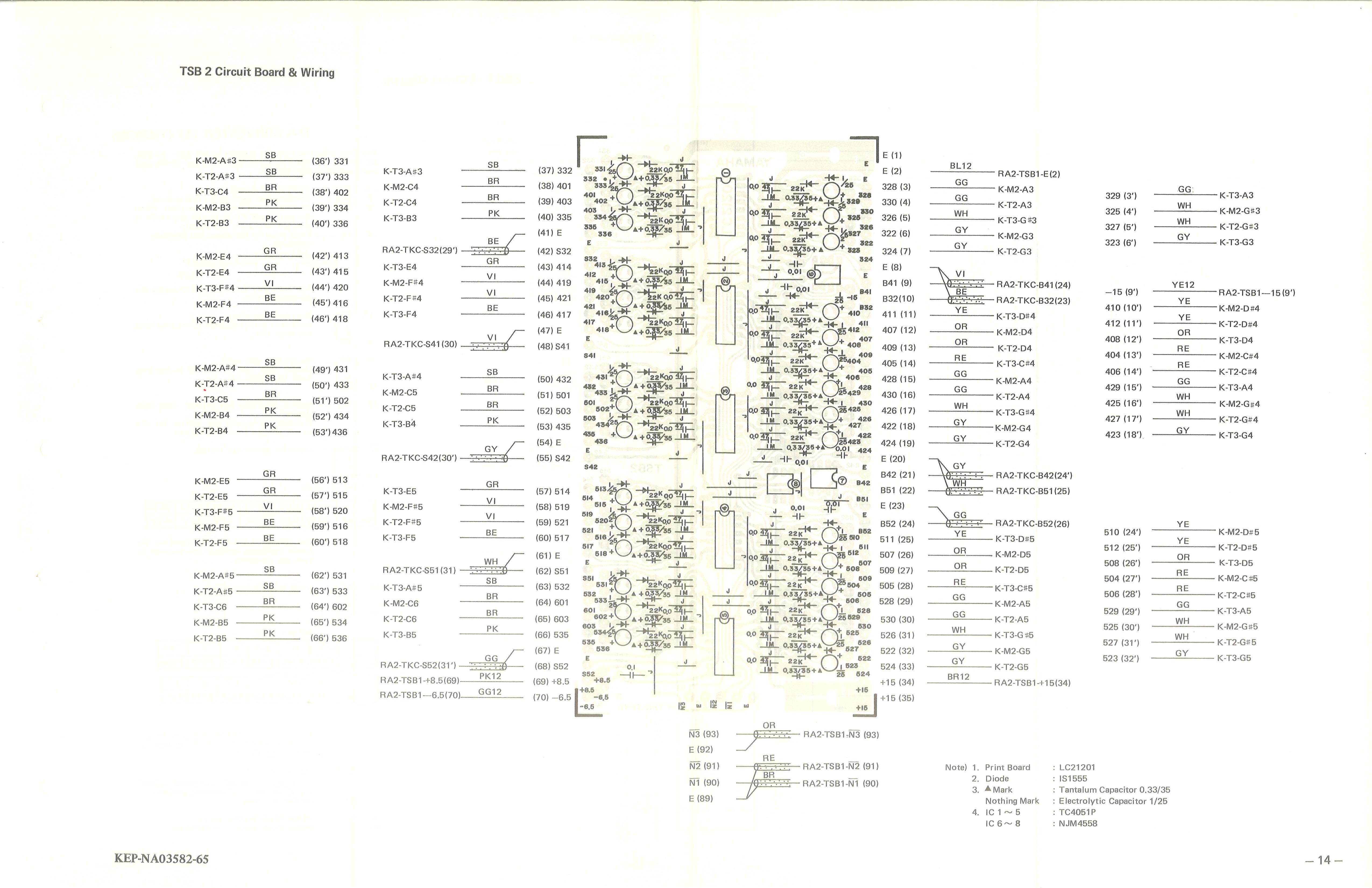 00 Yamaha R6 Wiring Diagram