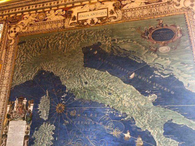 galerie de cartes italie