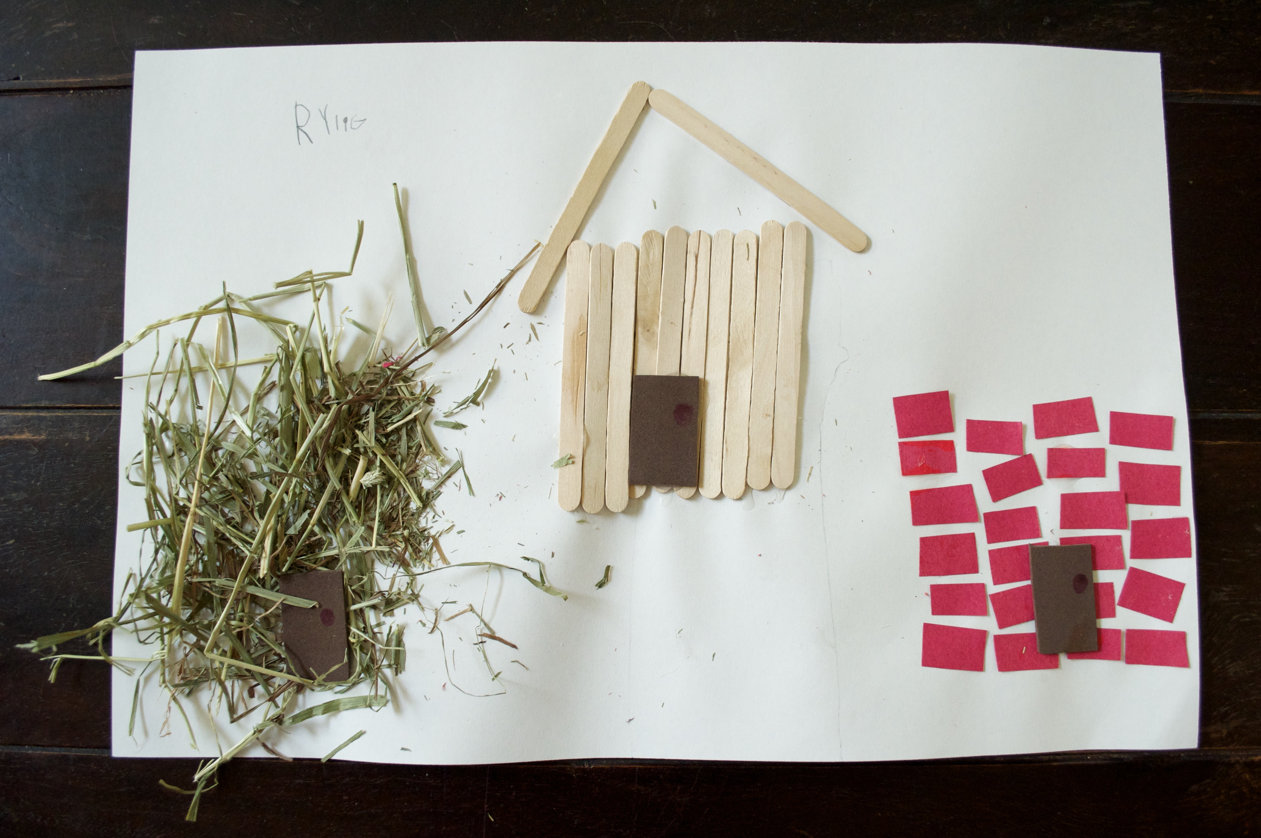 Three Little Pigs Craft For Toddlers The Romantic